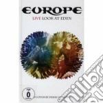 Live look at eden cd musicale di Europe