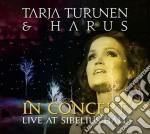 Tarja Turunen - In Concert cd musicale di Tarja Turunen