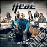 H.E.A.T. - Address The Nation cd musicale di H.e.a.t