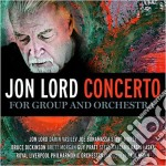 Concerto for group and orchestra (cd+dvd) cd musicale di Jon Lord
