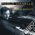 Paolo Vianello - Suona Sergio Caputo cd musicale di Paolo Vianello
