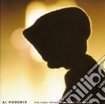 Al Phoenix - The Light Shines Almost All the Way cd musicale di AI PHOENIX