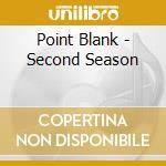 Second season cd musicale di Blank Point