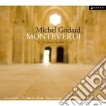 Monteverdi Claudio - A Trace Of Grace - Improvvisazioni Di M. Godard Su Musiche Di Monteverdi cd musicale di Claudio Monteverdi