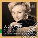 Lucia popp - great singers live cd musicale di Miscellanee