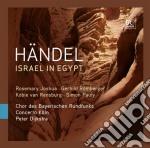ISRAELE IN EGITTO                         cd musicale di Handel georg friedri