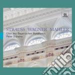 Strauss Richard - 2 Gesänge Op.34, 3 Mannerchöre cd musicale di Richard Strauss