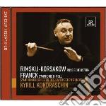 Rimsky-korsakov Nikolay - La Grande Paqua Russa cd musicale di Rimsky korsakov niko