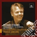 Till eulenspiegels op.28, 4 ultimi liede cd musicale di Richard Strauss