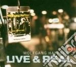 Wolfgang Haffner - Live & Real cd musicale di HAFFNER WOLFGANG