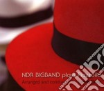 Ndr Bigband - Plays Piazzolla cd musicale di NDR BIGBAND