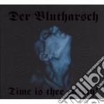 Der Blutharsch - Time Is Thee Enemy cd musicale di Blutharsch Der