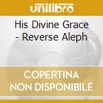 Reverse aleph cd musicale