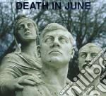 BURIAL                                    cd musicale di DEATH IN JUNE