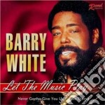 Barry White - Let The Music Play cd musicale