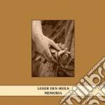 Leger Des Heils - Memoria cd musicale di LEGER DES HEILS