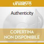 Authenticity cd musicale di Maxxess
