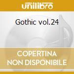 Gothic vol.24 cd musicale