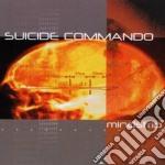Suicide Commando - Mindstrip cd musicale di Commando Suicide