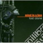 Mind.in.a.box - Lost Alone cd musicale di MIND.IN.A.BOX
