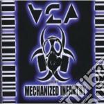 V2a - Mechanized Infantry cd musicale di V2a