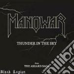 THUNDER IN THE SKY (2 CD - EP) cd musicale di MANOWAR