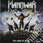 Manowar - The Lord Of Steel cd musicale di Manowar