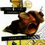 Frontline Assembly - Angriff Remix cd musicale di Assembly Frontline