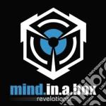 Mind.in.a.box - Revelations cd musicale di Mind.in.a.box