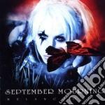September Mourning - Melancholia cd musicale di Mourning September