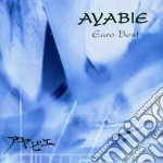 EURO BEST                                 cd musicale di AYABIE