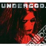 Undergod - Killove cd musicale di Undergod