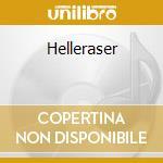 HELLERASER cd musicale di RECKLESS TIDE