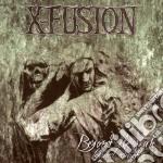X-fusion - Beyond The Pale cd musicale di X-FUSION