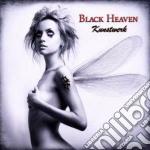 Black Heaven - Kunstwerk cd musicale di Heaven Black
