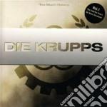 Die Krupps - Too Much History Vol.1 cd musicale di Krupps Die