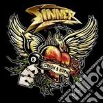 Sinner - Crash & Burn cd musicale di SINNER