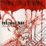 Perzonal War - Bloodline cd musicale di War Perzonal