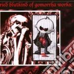 DRIED BLUTKIND OF GAMORRHA, THE           cd musicale di WUMPSCUT