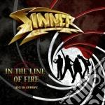 Sinner - In The Line Of Fire cd musicale di SINNER
