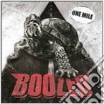 ONE MILE                                  cd musicale di BOOZED