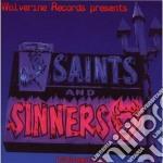 SAINTS AND SINNERS cd musicale di Artisti Vari