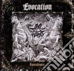 Apocalyptic cd musicale di EVOCATION
