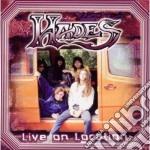 Hades - Live On Location cd musicale di Hades