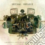 Suicidal Romance - Memories Behind Closed Curtains cd musicale di Romance Suicidal