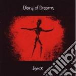 Diary Of Dreams - Ego:x cd musicale di Diary of dreams
