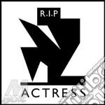 (LP VINILE) Actress-r.i.p. dlp lp vinile di Actress