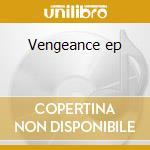Vengeance ep cd musicale di Stormrider