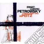 Ernst Ludwig Petrowsky - Ein Nachmittag In Peitz cd musicale di PETROWSKY ERNST LUDW