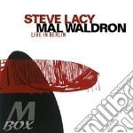 Steve Lacy / Mal Waldron - Live In Berlin '84 cd musicale di LACY STEVE / WALDRON